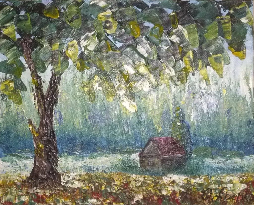 Palette knife Painting knife