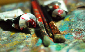 Check out these 5 main keys to the successful start for all the Acrylic Painting Beginners.
