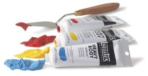 Heavy Body Acrylic Paint Liquitex