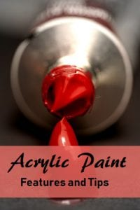 Acrylic Paint Definition, Features and Tips from Smart Art Materials