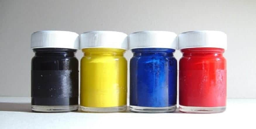 Acrylic Paint Color Smart Art Materials