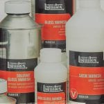 Liquitex Varnish - Great Protection for Your Artwork. Review by Smart Art Materials