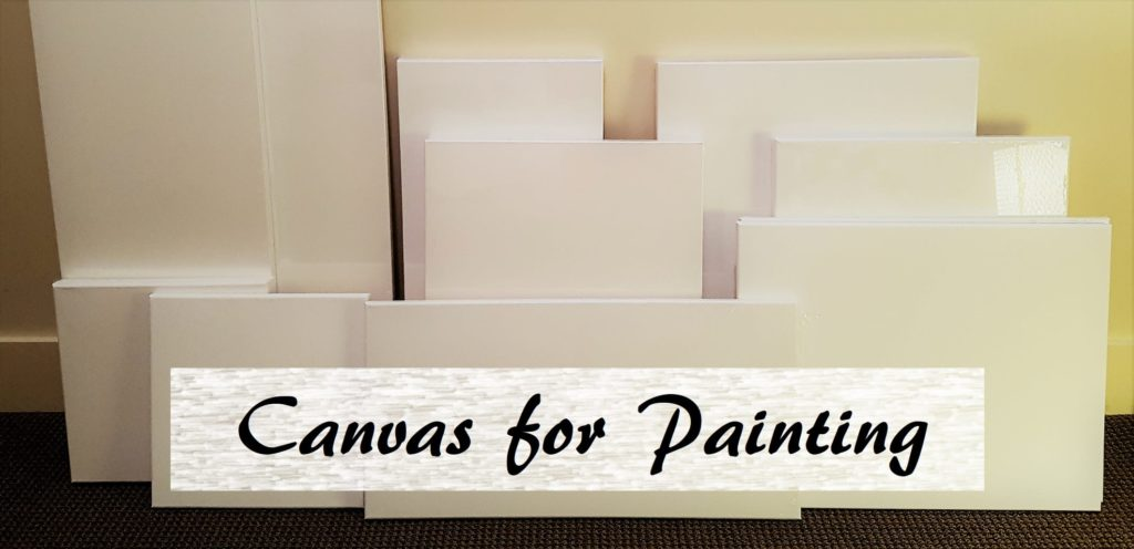 Canvas for Painting - Types and Differences