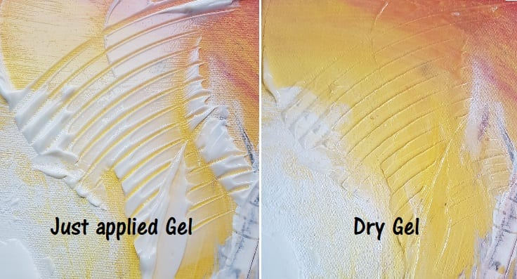 Acrylic Gel Medium - Uses and Tips from Smart Art Materials