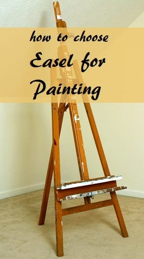 How to choose an Easel for Painting? Check out this guide from Smart Art Materials.