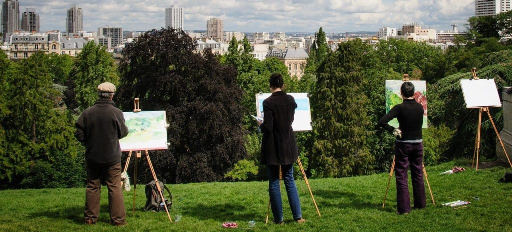 How to choose Easel for Painting