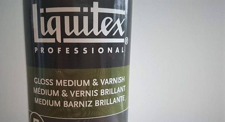 Liquitex Gloss Medium and Varnish