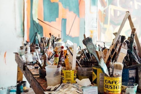 Everything you need to know about Painting Brush - Types, Uses, and Anatomy. A complete guide by Smart Art Materials