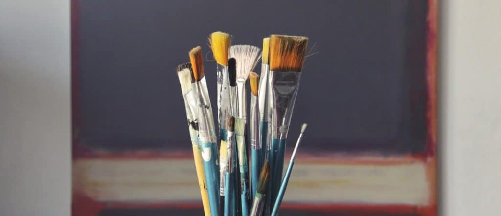 Painting Brush - Types, Uses, and Anatomy – Smart Art Materials