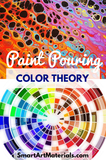 f691fde405 Color Theory for Acrylic Pouring - Must-know principles for the creation of  vibrant art