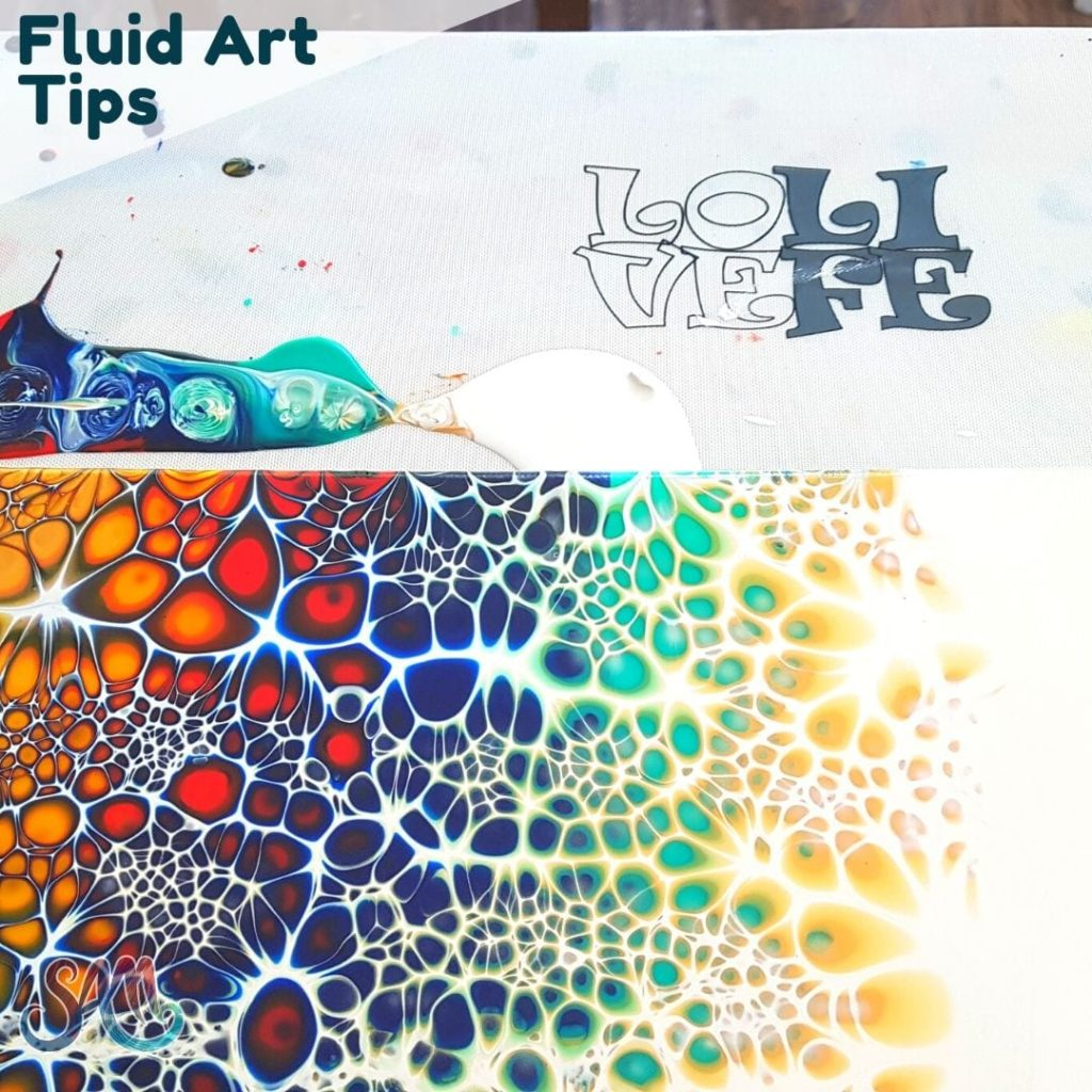 Minimize The Waste Involved In Acrylic Pouring 12 Best Practices Acrylic Pouring