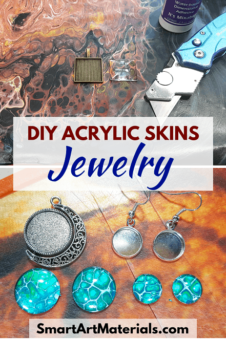 How To Make Acrylic Skin Jewelry - Two Methods and Best Tips