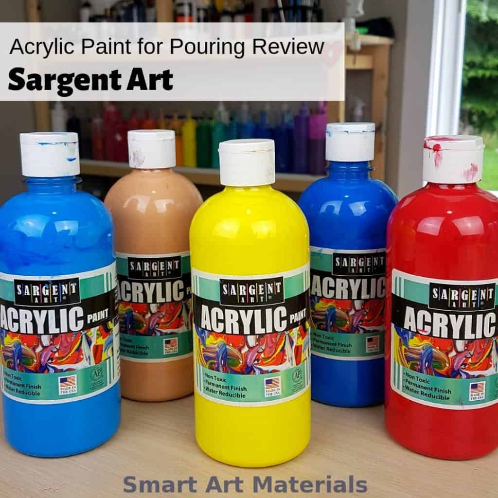 Best Budget Paint For Acrylic Pouring By Brand 2020 Smart Art